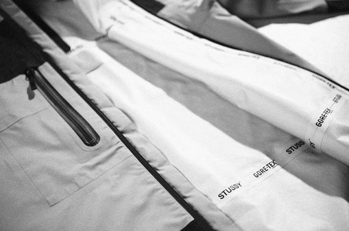 STÜSSY GORE-TEX® PRODUCTS COLLECTION