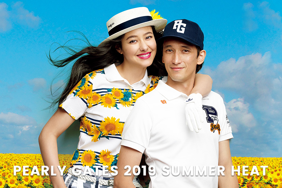 PEARLY GATES 2019 SUMMER CATALOGUE公開!!
