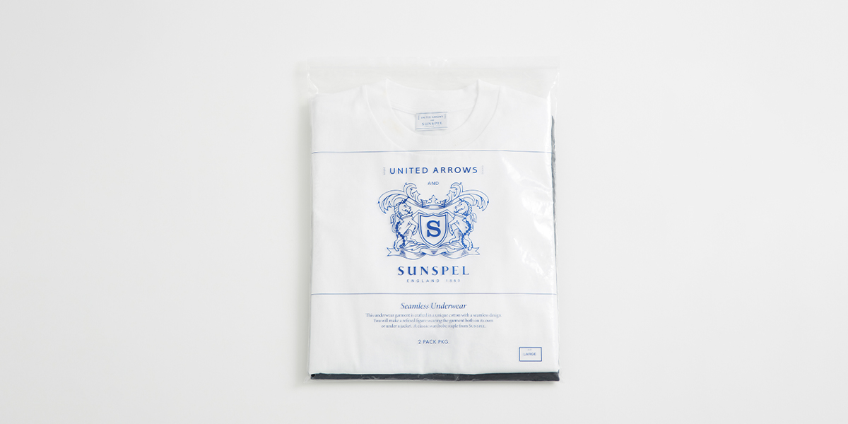 UNITED ARROWS and SUNSPEL